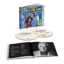 BERNSTEIN/CARRERAS/TE KANAWA/+ - WEST SIDE STORY (LIMITED EDITION)  CD+DVD NEU