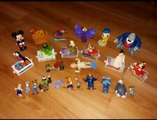 New listing Lot Of 25 Disney Toys Figures Vintage Toy Story Monsters Inc Mickey Mouse