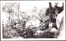 VINTAGE 1933-1934 AVALON CATALINA ISLAND CALIFORNIA WATERFRONT PEOPLE OLD PHOTO