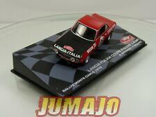 RMIT35 1/43 IXO Rally Mounted Carlo: Lancia Fulvia Coupé 1972 #26 Barbasio
