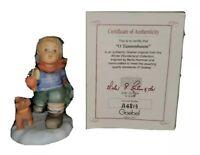 2001 Goebel Berta Hummel O Tennenbaum Ceramic Figurine BH-47/P