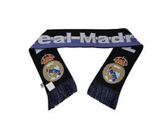 REAL MADRID SCARF REVERSIBLE OFFICIAL PRODUCT NEW!  CRISTIANO RONALDO