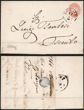 Austria 1866 - Cover to Trento C7