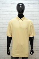 Polo Maglia Uomo TOMMY HILFIGER Taglia Forte Manica Corta Shirt Big Size Cotone