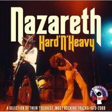 Nazareth - Hard N Heavy [New CD] Nazareth - Hard N Heavy [New CD] Remastered