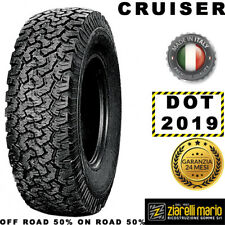 Pneumatici Ziarelli 205/70 R15 100H CRUISER M+S DOT 2019 *RICOSTRUITA IN ITALIA*