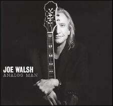 JOE WALSH - ANALOG MAN CD ~ GUITAR ( THE EAGLES ~ JAMES GANG ) *NEW*