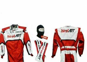 BIREL-ART-GO KART RACING SUIT SUBLIMATED CIK FIA LEVEL 2