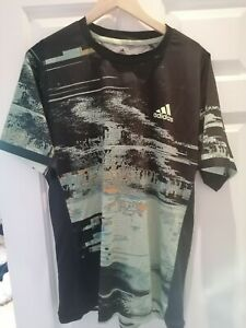 Men's M Medium 2020 US Open  Adidas Tennis T Shirt