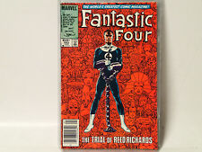 FANTASTIC FOUR #262 Marvel Comics 1984 VG  Trial of Reed Richards!   FL