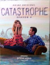 CATASTROPHE Rob Delaney Complete Season 4 Amazon 2019 Emmy FYC DVD 6 Episodes