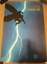 Batman The Dark Knight by Frank Miller Print Poster Mondo 24x36