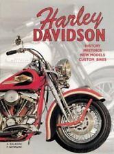 Harley Davidson: History Meetings New Models Custom Bikes Awesome Illustrations!
