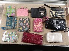 Wholesale clutch/wallet USED Bulk Mixed Lot - Booney Burke, Vera Bradley (PW3)