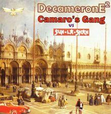 CAMARO'S GANG - DecameronE2  CD !!!