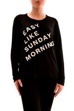 Sundry Women's Easy Like Sunday Morning Sweatshirt Black US 2 RRP $110 BCF73