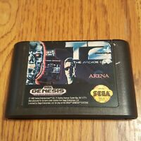 T2: The Arcade Game (Sega Genesis, 1992)