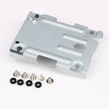 Hard Disk Drive HDD Mounting Bracket Stand Mount Kit for Sony Playstation 3 PS3
