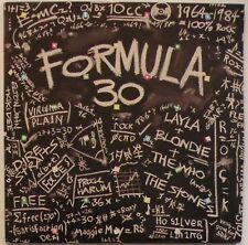 Formula 30 - Various (PRO LP 4) 2 x Vinyl LP - UK 1983 Classic Rock - EX/VG+