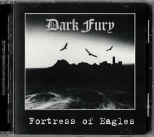 DARK FURY fortress of eagles CD 2008 Poland Black Metal