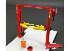Two-post Hebebühne rot für 1 43 Modelle GMP