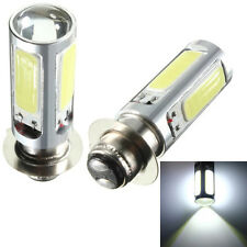 White COB LED Car Motor Bike/ATV Headlight Bulb 12V Fog Light H6M PX15d Advanced