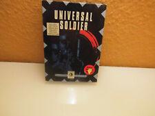 Universal Soldier / Sega Megadrive / Genesis