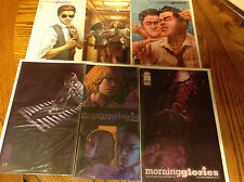 Morning Glories Lot of 6 Issues - Image Comics