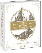 Tokyo Disney Resort The Best Complete BOX Uncut Edition  Blu-ray
