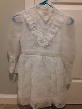 New listing Vintage Ilgwu Girls Communion Dress