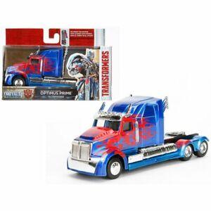 Jada TRANSFORMERS THE LAST KNIGHT 1:32 Scale OPTIMUS PRIME Diecast Truck