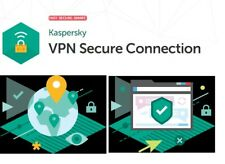 Kaspersky Secure VPN Connection 2020 for 5 PC / Devices 1 Month Download Key