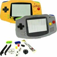 Full Set Replacement Shell Protective Housing Case Kit For Gameboy Advance GBA