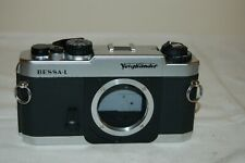 Voigtlander Bessa L Japanese Rangefinder Camera. Serviced. No.00000614. UK Sale