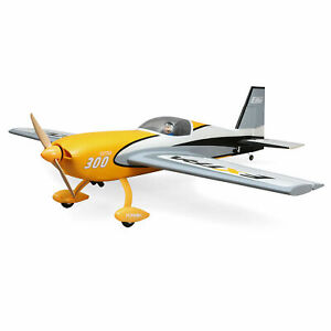 E-flite Extra 300 3D 1.3m Bind N Fly Basic with AS3X and SAFE Select