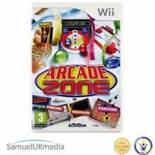 Arcade Zone (Nintendo Wii) **GREAT CONDITION**