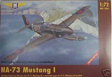 M N 1/72 NA-73 Mustang I With Conversions P-51 and IA