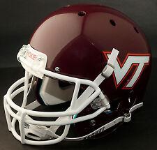 VIRGINIA TECH HOKIES 1983-1986 Schutt AiR XP Authentic GAMEDAY Football Helmet