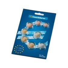 Assortiment de capsules  pour pièces d'euros -Réf 302469
