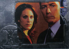 X FILES CONNECTIONS PARALLEL PROMOTIONAL CARD PP-UK