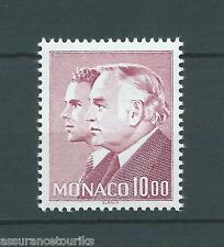 MONACO - 1986 YT 1519 - 10 f. lilas rose - TIMBRE NEUF** LUXE