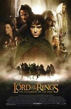 Lord of the Rings 1: The Fellowship of the Ring Movie Poster 11 x 17, B