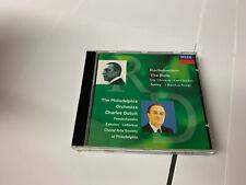 RACHMANINOV BELLS Glocken Op. 35   Frühlin von Decca   CD EX/EX [B19]