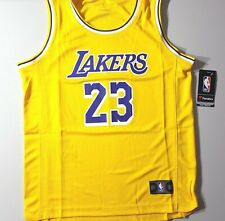 LeBron James Lakers 'Icon Edition' Fanatics Jersey 'YOUTH' Size Large-*NWT*