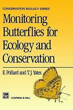 Monitoring Butterflies for Ecology and Conservation: The British Butterfly...