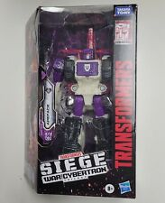 Transformers War for Cybertron WFC-S50 Siege Voyager APEFACE Figure Hasbro 2019