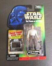 Han Solo Carbonite 1997 STAR WARS Power of the Force POTF FF Freeze Frame