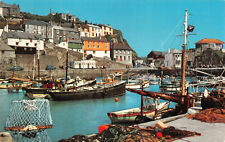 R272689 The Harbour Mevagissey. PT434. Photo Precision Limited St. Ives Huntingd