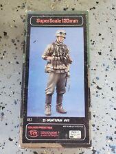 Verlinden 120mm (1/16) SS-Unterscharfuhrer German Waffen-SS Infantryman WWII 451