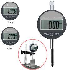 """Digital Messuhr Messger Messbereich 25.4mm/1 inch mm mit 0,01 mm/0.005"""" Ablesung"""